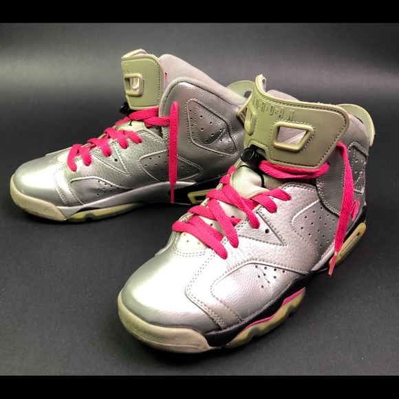 31581736334f0 Jordan Shoes | Nike Air 543390 009 Girls Retro 6 | Poshmark